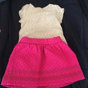 Toddler outfit-size 18 month